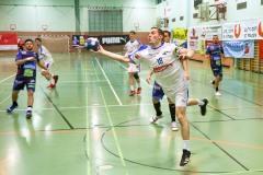 SPORTUNION Die FALKEN Bachner Bau St.Pölten vs. HC Bruck