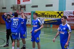 SPORTUNION Die FALKEN Bachner Bau St.Pölten vs. HC Vöslau