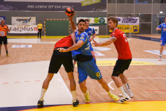 SPORTUNION Die FALKEN Bachner Bau St.Pölten VS. Union Handballclub Tulln