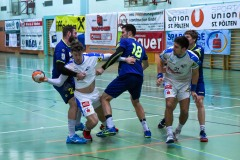 SPORTUNION Die FALKEN St.Pölten vs. UHC Hollabrunn