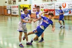 U20-SPORTUNION Die FALKEN Bachner Bau St.Pölten vs. HC Bruck