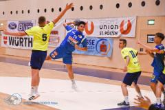 U20 - SPORTUNION DIE FALKEN BACHNER BAU ST.PÖLTEN VS. UHC  Hollabrunn